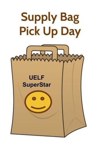Jan. 15 - Supply Pick Up Day