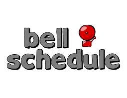 New Block Bell Schedule
