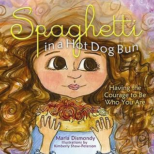 Spaghetti on a Hot Dog Bun