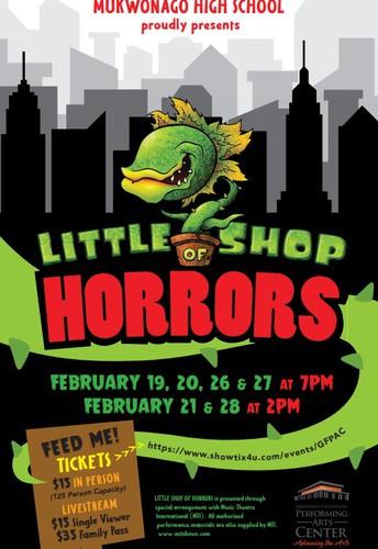 MHS presents Little Shop of Horrors!