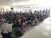 STRIPES Community Building Assembly