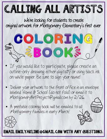 Montgomery Coloring Book