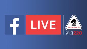 Safety 220 Facebook Live!