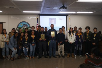 Boys' Wrestling Team PCAL Cypress Division Champions