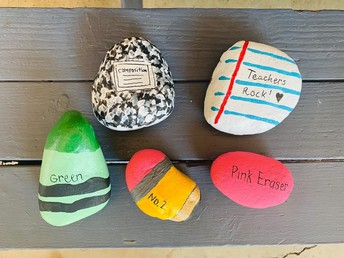 Mrs. Baumbach's Love Rocks