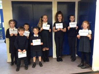 This week's Shining Stars