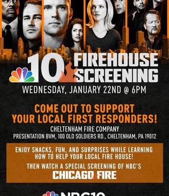 Firehouse Screening