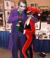Villains Costume