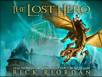 The Lost Hero (The Heroes of Olympus)