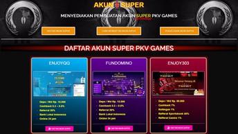 Cara Mendaftar Akun Super Pro PKV Games di Indonesia