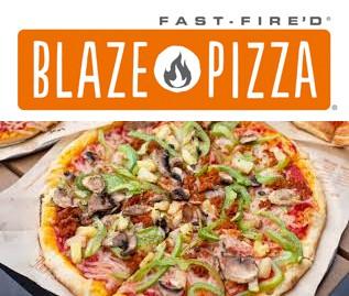 FUN-RAISING at Blaze Pizza