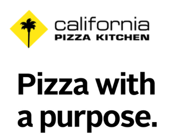 Dine & Donate: California Pizza Kitchen