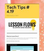 Lesson Flows