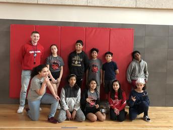 6th Grade Intramural Basketball