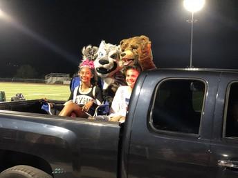 La Mesa Night at the GVHS Game Friday