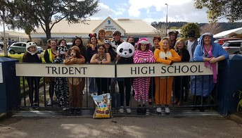 """17TH ANNUAL TRIDENT PET FOOD APPEAL WEEK AND """"DRESS LIKE AN ANIMAL"""" DAY (CIVVIE DAY)"""