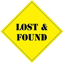Lost & Found Donation 12/15/18