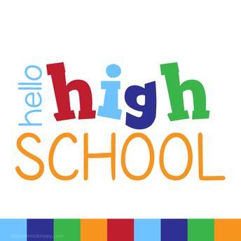 High School Specialty Program Information