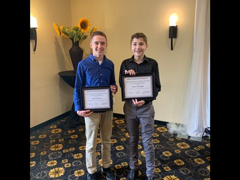 Middle School Students Win 2019 Law Day Essay Contest