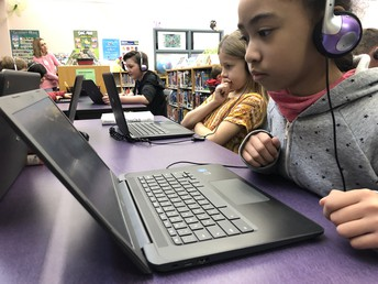 SRES Students' Hour of Code