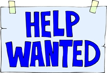 Help Wanted...