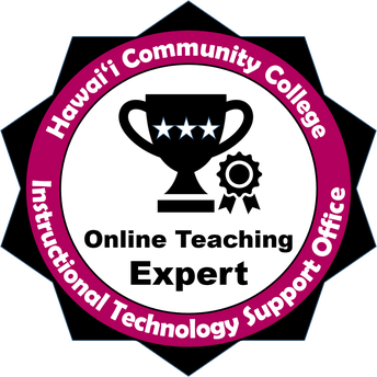 Online Teaching Level 4