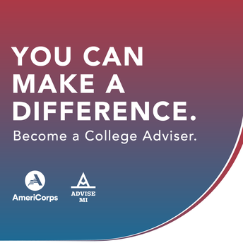 College Advisers Needed to Make a Difference