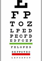 Vision Screening - 10/4