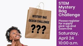 STEM Mystery Bag Challenge