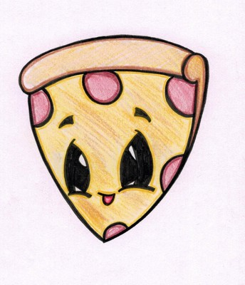 Draw Your Favorite Type of Pizza