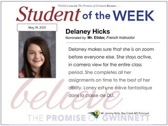 Delaney Hicks