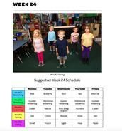 Mindful Classrooms--Week 24