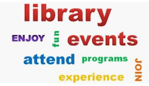 Library Events (Extended Hours, Book Fairs, Author Visits, and more)