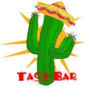 Taco Bar Luncheon -  Wednesday