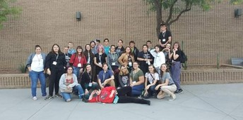 CHS DRAMA ATTENDS AZ STATE THESPIAN FESTIVAL