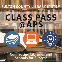 Class Pass from Fulton Co. Library