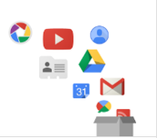 Leaving the district or want to backup your Google account data?
