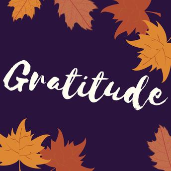 Gratitude Changes You