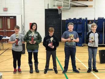 6th Grade Division Winners