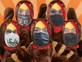 We are a bunch of TURKEYs!