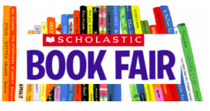 BOOK FAIR IS COMING TO WHS!