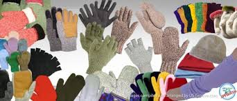 Head, Shoulders, Heart & Toes: Sock and Mitten Drive