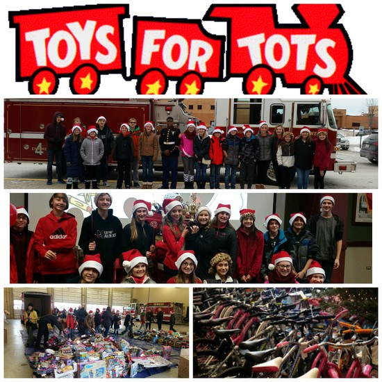 Toys For Tots Introduction : The bulletin smore newsletters for education