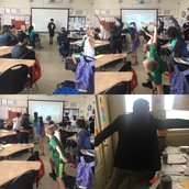 5th Grade Mindfulness Leaders @ Lee ES