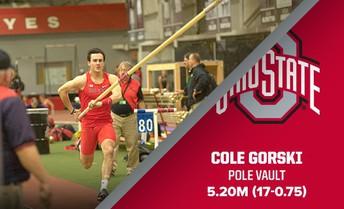 Cole Gorski Killin' It at The Ohio State University