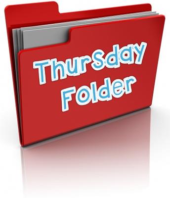 Thursday Folders