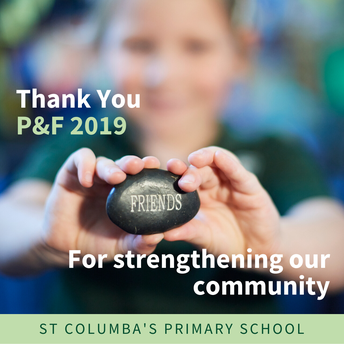 Thank You P&F Committee 2019