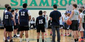 Middle School Boys Take on St. Pat's!