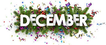 December Birthdays!  Happy Birthday!