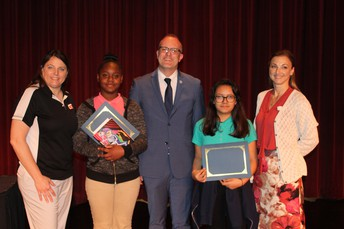 GJH students recognized by NCTC